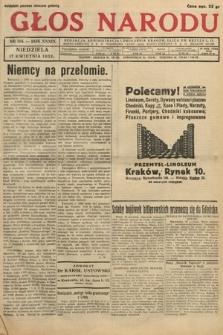 Głos Narodu. 1932, nr104