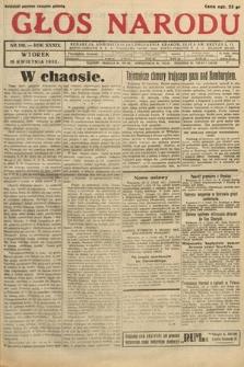 Głos Narodu. 1932, nr106