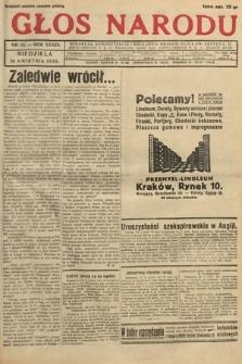 Głos Narodu. 1932, nr111