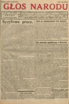 Głos Narodu. 1932, nr114