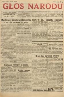Głos Narodu. 1932, nr119
