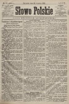 Słowo Polskie. 1898, nr227 (poranny)