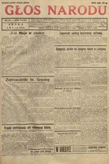 Głos Narodu. 1932, nr121