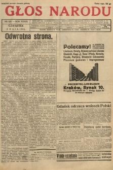 Głos Narodu. 1932, nr122