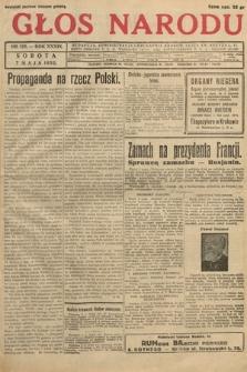 Głos Narodu. 1932, nr123