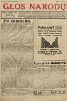 Głos Narodu. 1932, nr124