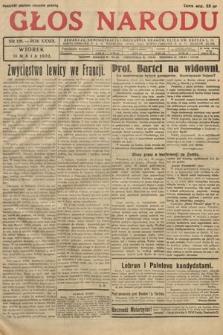 Głos Narodu. 1932, nr126