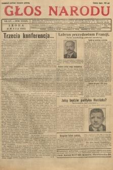Głos Narodu. 1932, nr127