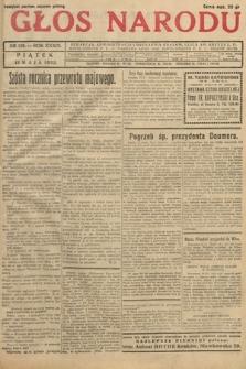 Głos Narodu. 1932, nr129