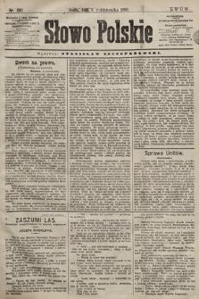 Słowo Polskie. 1898, nr237