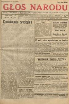 Głos Narodu. 1932, nr130