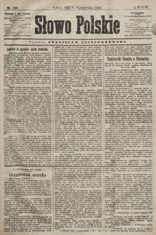 Słowo Polskie. 1898, nr240