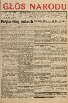 Głos Narodu. 1932, nr133