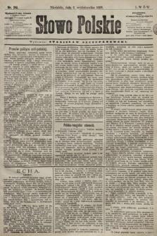 Słowo Polskie. 1898, nr241