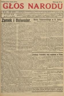 Głos Narodu. 1932, nr135