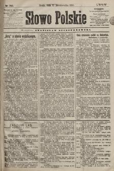 Słowo Polskie. 1898, nr243