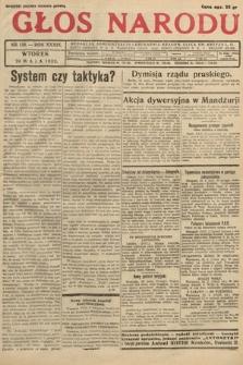 Głos Narodu. 1932, nr139