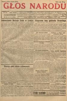 Głos Narodu. 1932, nr144