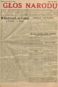Głos Narodu. 1932, nr148
