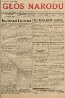 Głos Narodu. 1932, nr152