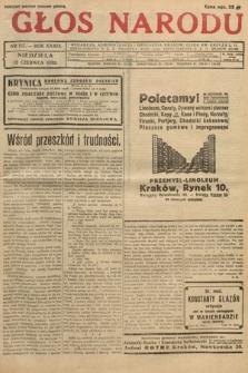 Głos Narodu. 1932, nr157