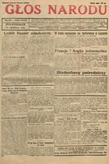 Głos Narodu. 1932, nr158