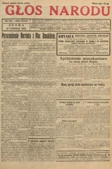 Głos Narodu. 1932, nr160