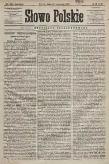 Słowo Polskie. 1898, nr282 (poranny)