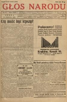 Głos Narodu. 1932, nr174