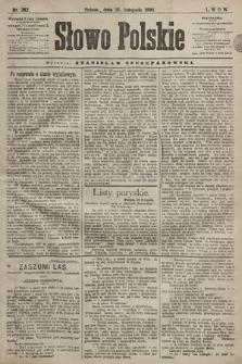 Słowo Polskie. 1898, nr282