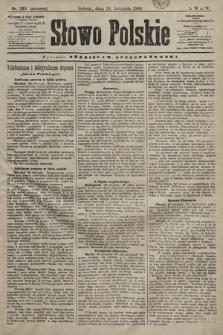 Słowo Polskie. 1898, nr283 (poranny)