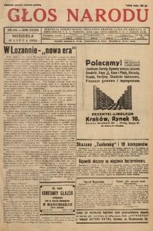 Głos Narodu. 1932, nr184
