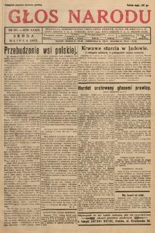 Głos Narodu. 1932, nr187