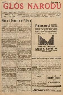 Głos Narodu. 1932, nr188