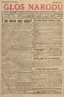 Głos Narodu. 1932, nr189
