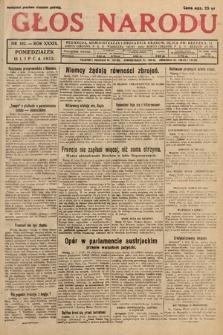 Głos Narodu. 1932, nr192