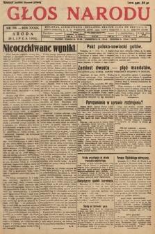 Głos Narodu. 1932, nr194