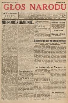 Głos Narodu. 1932, nr197
