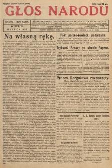Głos Narodu. 1932, nr200