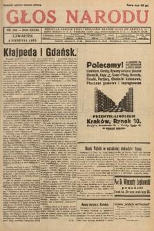 Głos Narodu. 1932, nr209