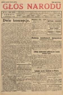 Głos Narodu. 1932, nr211
