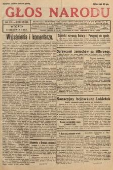 Głos Narodu. 1932, nr214