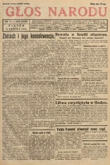 Głos Narodu. 1932, nr217