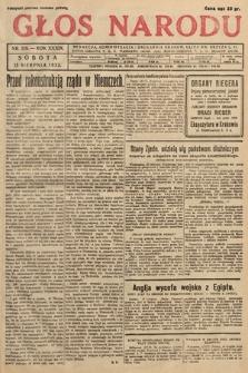 Głos Narodu. 1932, nr218