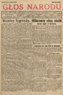 Głos Narodu. 1932, nr228