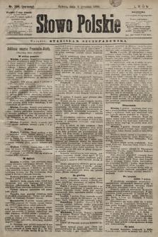 Słowo Polskie. 1898, nr289 (poranny)