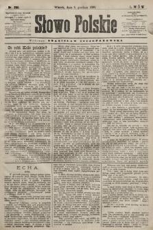 Słowo Polskie. 1898, nr290