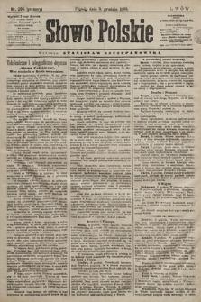 Słowo Polskie. 1898, nr294 (poranny)
