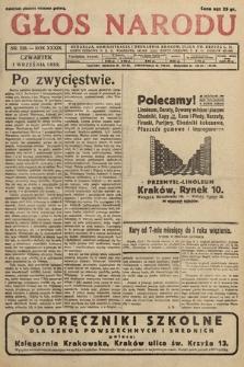 Głos Narodu. 1932, nr236