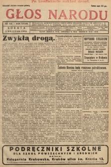 Głos Narodu. 1932, nr238